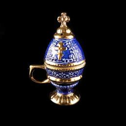 Obiecte bisericesti | Catuie ceramic 15cm | 5203