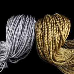 Obiecte bisericesti | Sfoara | Fir textil pentru impletit 4mm | 6314