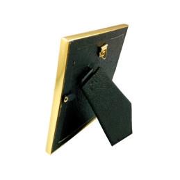 Obiecte bisericesti | Rama foto din plastic auriu | 3504