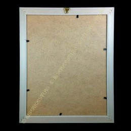 Obiecte bisericesti | Rama foto din plastic auriu | 3518