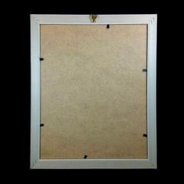 Obiecte bisericesti | Rama foto din plastic auriu | 3519