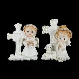 Obiecte bisericesti | Figurina inger din rasina | 5501