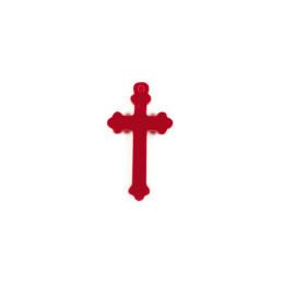 Obiecte bisericesti | Medalion cruce de plastic 35mm | 2001