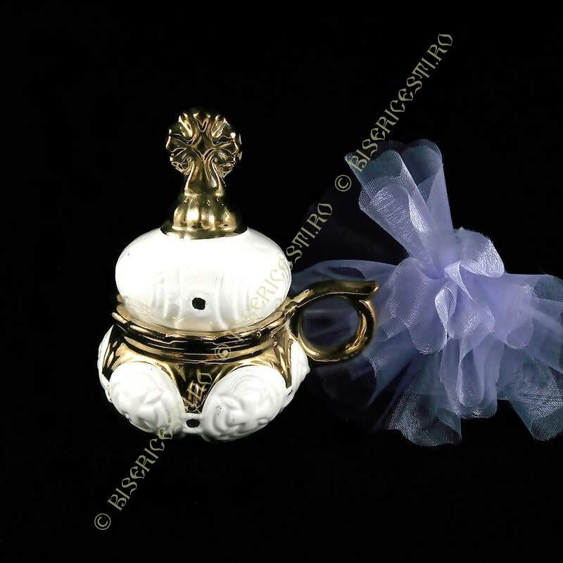 Obiecte bisericesti | Catuie ceramic 110mm | 5204