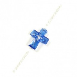 Obiecte bisericesti | Medalion cruce de plastic 35mm | 2074