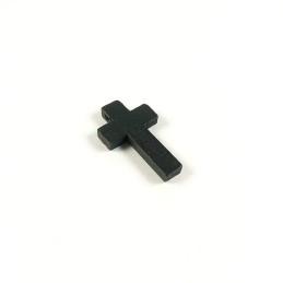 Obiecte bisericesti | Medalion cruce de lemn 30mm | 2076