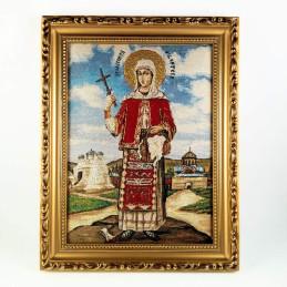 Obiecte bisericesti | Icoana Maicii Domnului | tesuta | 4001