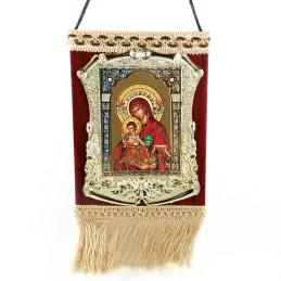 Obiecte bisericesti | Icoana Maicii Domnului | litografie | 4002