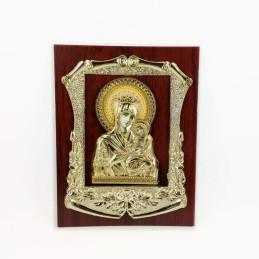 Obiecte bisericesti | Icoana Maicii Domnului | din plastic turnat | 4004