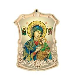 Obiecte bisericesti | Icoana Maicii Domnului | litografie | 4005