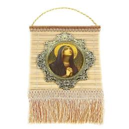 Obiecte bisericesti | Icoana Maicii Domnului | litografie | 4013