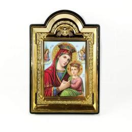 Obiecte bisericesti | Icoana Maicii Domnului | litografie | 4015