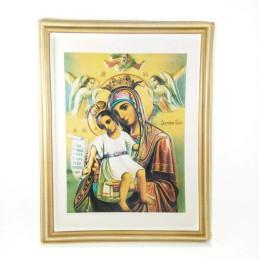 Obiecte bisericesti | Icoana Maicii Domnului | din plastic turnat | 4018