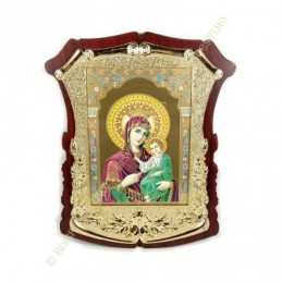 Obiecte bisericesti | Icoana Maicii Domnului | litografie | 4021