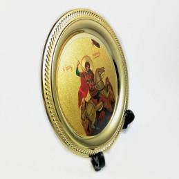 Obiecte bisericesti | Icoana Maicii Domnului | litografie | 4022
