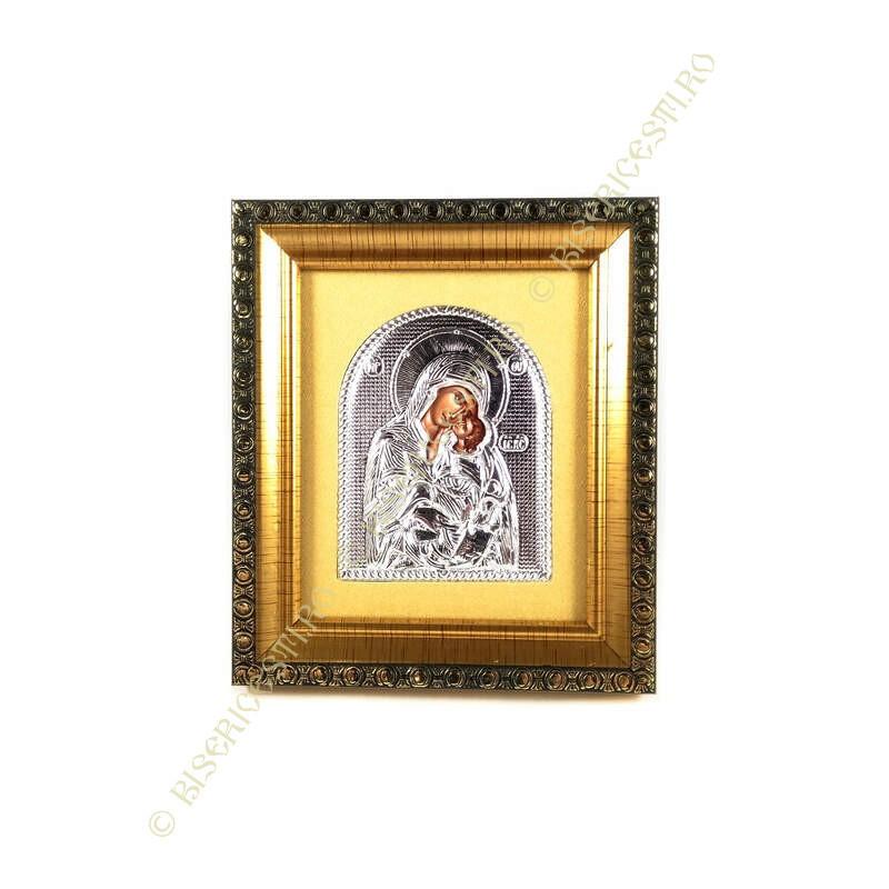 Obiecte bisericesti | Icoana Maicii Domnului | ferecata | 4024