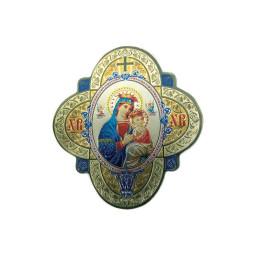 Obiecte bisericesti | Icoana Maicii Domnului | litografie | 4029