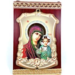 Obiecte bisericesti | Icoana Maicii Domnului | litografie | 4052