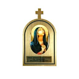 Obiecte bisericesti | Icoana Maicii Domnului | volumetrica | 4059