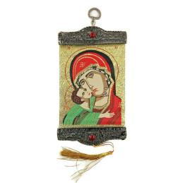 Obiecte bisericesti | Icoana Maicii Domnului | tesuta | 4065