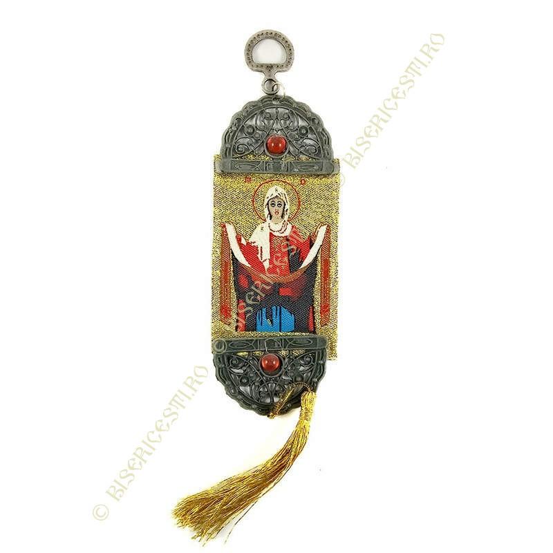 Obiecte bisericesti | Icoana Maicii Domnului | tesuta | 4066