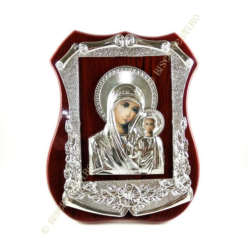 Obiecte bisericesti | Icoana Maicii Domnului | din plastic turnat | 4072