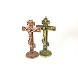 Obiecte bisericesti | Cruce pentru masa din metal | 5305