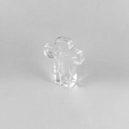 Obiecte bisericesti | Cruce pentru masa din sticla | 5310