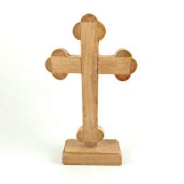 Obiecte bisericesti   Cruce Ierusalim din lemn   5329
