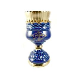 Obiecte bisericesti | Candela de masa din ceramica 165mm | 5118