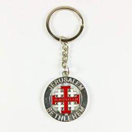 Obiecte bisericesti   Breloc cu cruce rotitoare   1502