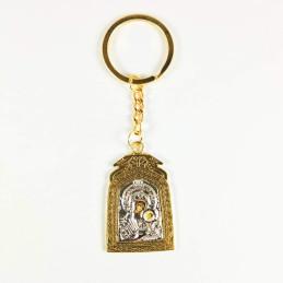 Obiecte bisericesti | Breloc cu Icoana Maicii Domnului in relief | 1509