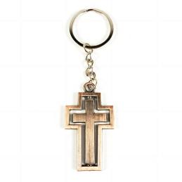 Obiecte bisericesti | Breloc cu cruce rotitoare | 1512