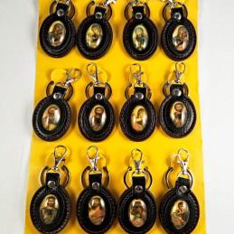 Obiecte bisericesti | Breloc cu Icoana Maicii Domnului incastrata | 1518