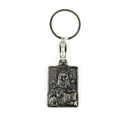 Obiecte bisericesti | Breloc cu Icoana Maicii Domnului aplicata | 1529