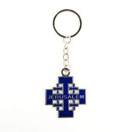 Obiecte bisericesti | Breloc cu cruce lacuita | 1532
