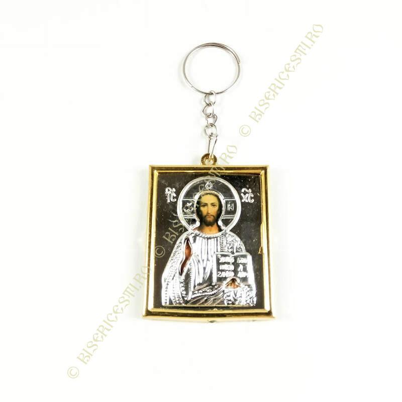 Obiecte bisericesti | Breloc cu Icoana Maicii Domnului | 1544