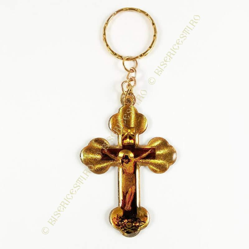 Obiecte bisericesti | Breloc cu cruce | 1546