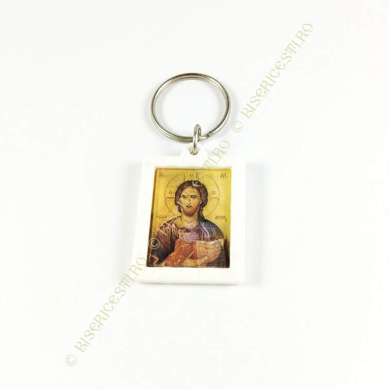 Obiecte bisericesti   Breloc cu Icoana Maicii Domnului imagine schimbatoare   1550