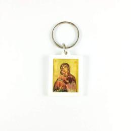 Obiecte bisericesti | Breloc cu Icoana Maicii Domnului imagine schimbatoare | 1550