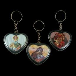 Obiecte bisericesti | Breloc cu Icoana Maicii Domnului inserata | 1551