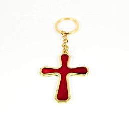 Obiecte bisericesti | Breloc cu cruce | 1556
