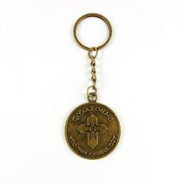 Obiecte bisericesti | Breloc cu Icoana Maicii Domnului gravata | 1558