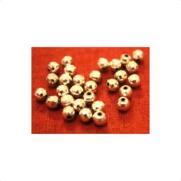 Obiecte bisericesti bile | Margele rotunde de trecere 6mm | 6104