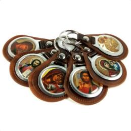 Obiecte bisericesti | Breloc cu Icoana Maicii Domnului aplicata | 1560