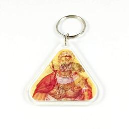 Obiecte bisericesti | Breloc cu Icoana Maicii Domnului imagine schimbatoare | 1573