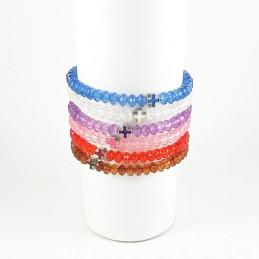 Obiecte bisericesti | Bratara elastica bile de plastic | 1034