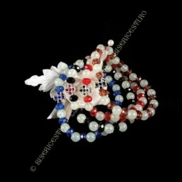 Obiecte bisericesti | Bratara elastica bile de plastic | 1163