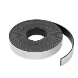Magneti | Banda magnetica cu adeziv 1.5mmx3cmx15m | 3819