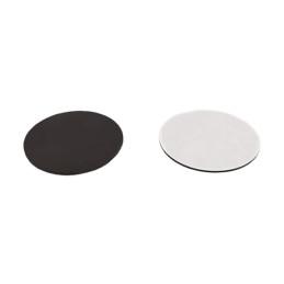 Magneti | Discuri magnetice cu adeziv 1mmx3.8cmx3.8cm | 3821